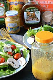 dijon mustard salad dressing veggies save the day
