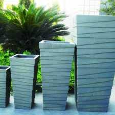 contemporary pots planters astonishing contemporary outdoor