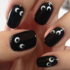 easy black and white nail art gallery nail art designs