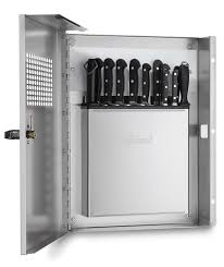Kitchen Cabinet Box by Prison Locking Knife Cabinet