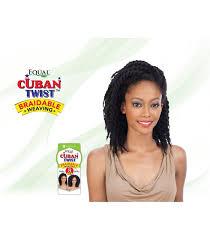 cuban twist hair equal cuban twist braidable weave