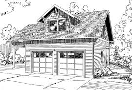 garage plan 20 111 this craftsman garage plan can house two cars