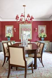 Red Dining Room Table Contemporary Ideas Red Dining Room Interesting 1000 Ideas About