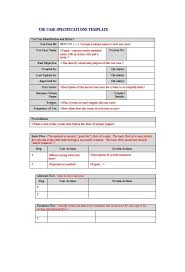 40 use case templates u0026 examples word pdf template lab
