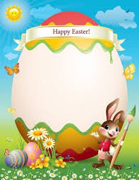 personalized easter bunny letter from the easter bunny mycreativebooks