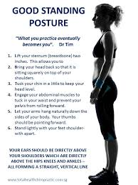 good posture u2013 just how important is it
