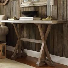 Wood Sofa Table Rustic Coffee Console Sofa U0026 End Tables Shop The Best Deals
