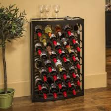 Walnut Wine Cabinet Wine Racks U0026 Wine Storage