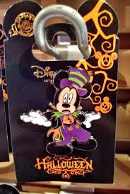 halloween trading pins are out at walt disney world on the go