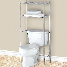 Bathroom Shelving Over Toilet by Over The Toilet Storage Units Bathroom Shelf Over Toilet Wall