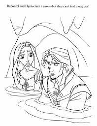 100 ideas rapunzel and flynn coloring pages on emergingartspdx com