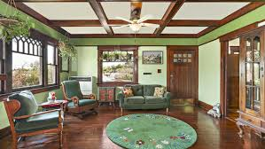 Craftsman Style Bungalow Craftsman Style Infuses Early Highland Park Bungalow La Times