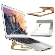 ordinateur de bureau apple mac ordinateur portable en aluminium support de bureau dock support pour