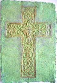 unique wall crosses modern christian cross cast paper unique wall cross