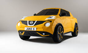 nissan yellow nissan juke folded in britain owen gildersleeve