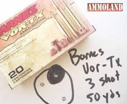 Barnes Vor Tx Remington Model 783 Rifle Review Ammoland Feed Long Island