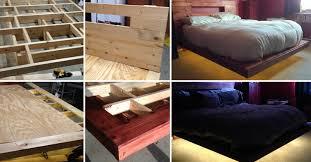 how to make floating bed diy u0026 crafts handimania