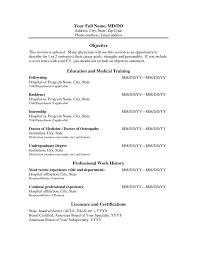 Medical Assistant Resume Skills Resume Doctor Resume For Your Job Application