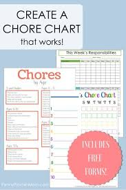 Chore Sheet Template Best 25 Printable Chore Chart Ideas On Chore Chart