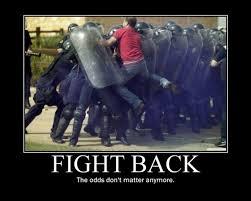 Meme Fight - fight back meme guy