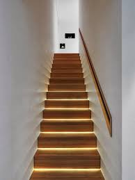 modern lighting ideas that turn the staircase into a centerpiece