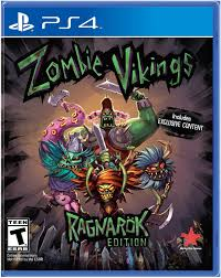 ps4 game invite amazon com zombie vikings playstation 4 video games