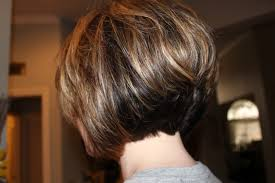 stacked bob haircuts back view hairstyles ideas