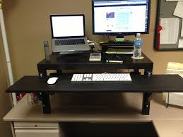 Diy Standing Desk Ikea by Ikea Standing Desk When Considering To A Standing Desk Itu0027s