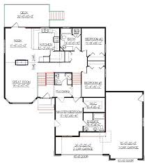 bi level home plans bi level addition plans the front of the house shows the new