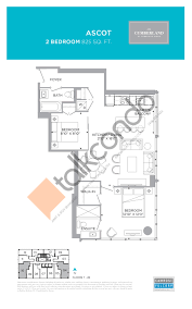 floor plan agreement cumberland tower talkcondo