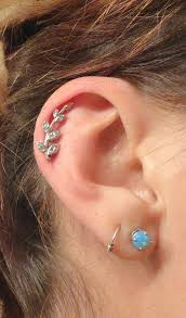 earring helix best 25 helix piercing jewelry ideas on helix