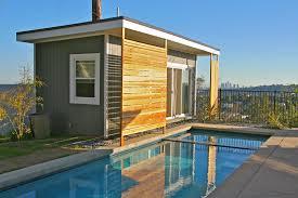pool house cabana house plans