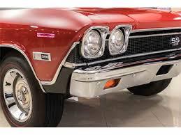 68 chevelle tail lights 1968 chevrolet chevelle for sale classiccars com cc 1082578