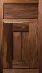Plain And Fancy Kitchen Cabinets Quaker 3 Door Done In Walnut Natural Finish You Wood Love