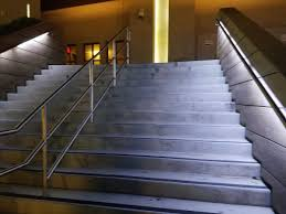 led strip lights for stairs uncategorized outdoor stair lighting in imposing commercial led