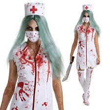 Halloween Costumes Nurse Halloween Nurse Women U0027s Fancy Dress Ebay