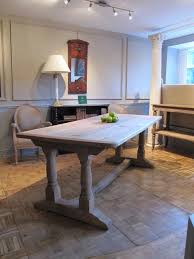 Refectory Dining Tables 1920s 30s Bleached Oak Refectory Dining Table Dining Tables