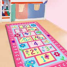 fadfay home textile fashion hopscotch carpet bedroom sweet