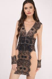 lace dress black and dress lace dress black zipper dress bodycon