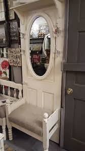 Headboard From Old Door by 12 Genius Recycled Door Projects Hall Doors And Google Search