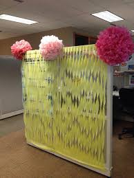 Office Cubicle Decorating Ideas Best 25 Cubicle Birthday Decorations Ideas On Pinterest Office