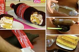 coca recette cuisine la recette du spectaculaire gâteau en forme de bouteille coca la