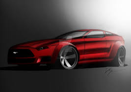 ford supercar concept 2015 ford mustang gt concept by davidservice on deviantart