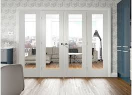 Folding Room Divider Doors Luxurious Easi Frame White Room Divider Door System