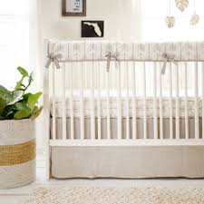 Harlow Crib Bedding by Baby Cribs Crib Bedding Sets For Girls Neutral Textured Bedding