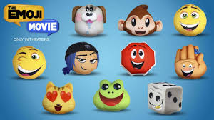 the emoji movie jailbreak can u0027t dance youtube had mcdonalds twice this week got the emoji glove the monkey the