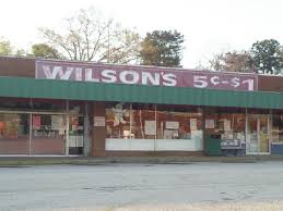 panoramio photo of wilson u0027s 5 cent to a dollar store