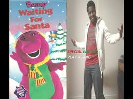 Barney Backyard Show Barney Waiting For Santa Videos Agaclip Make Your Video Clips