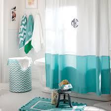Classic Shower Curtain Classic Border Shower Curtain Pool Pbteen