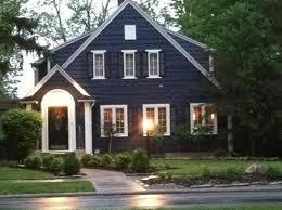 sherwin williams naval exterior lotus house paint colors